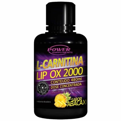 L-CARNITINA 2000 480ML - POWER SUPPLEMENTS