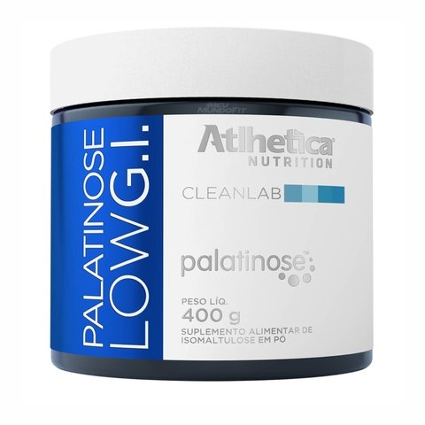 PALATINOSE LOW IG 400G ATLHETICA