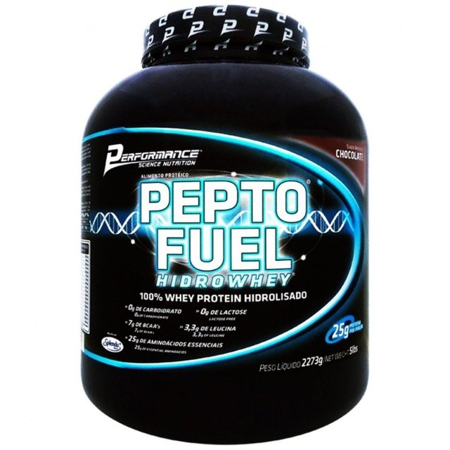 PEPTO FUEL HIDROLIZADO 2,3KG - PERFORMANCE