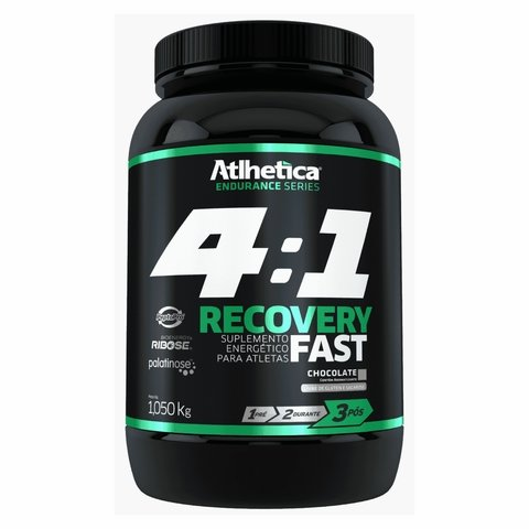 RECOVERY FAST 4:1 1,05KG - ATLHETICA - comprar online