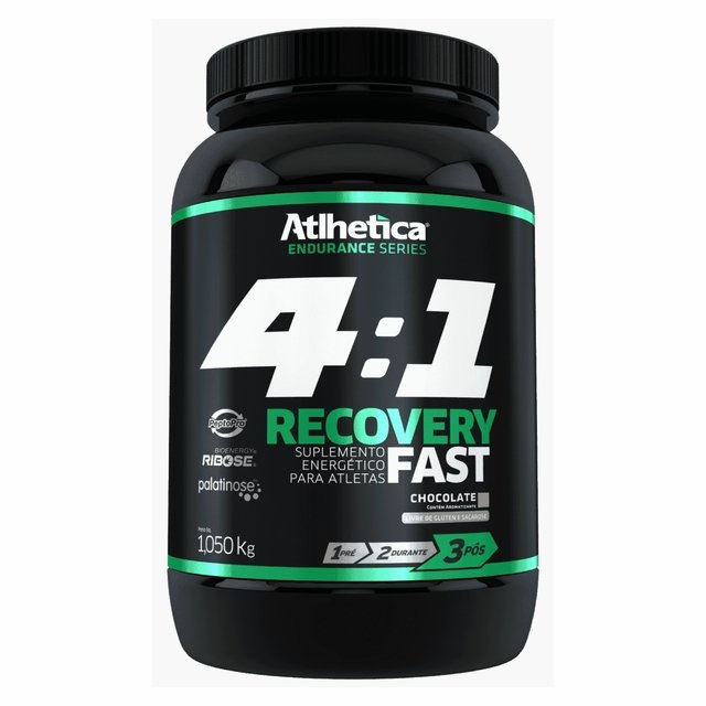 RECOVERY FAST 4:1 1,05KG - ATLHETICA