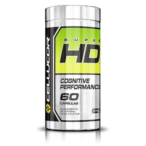 SUPER HD TERMOGÊNICO 60 CÁPS - CELLUCOR