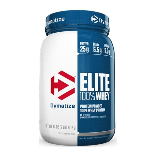 100% WHEY ELITE - DYMATIZE