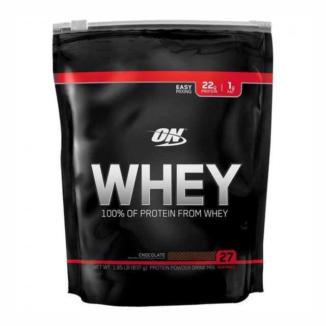WHEY 100% BLACK LINE 824G - OPTIMUM