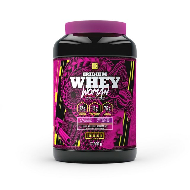 WHEY WOMAN 900G - IRIDIUM LABS