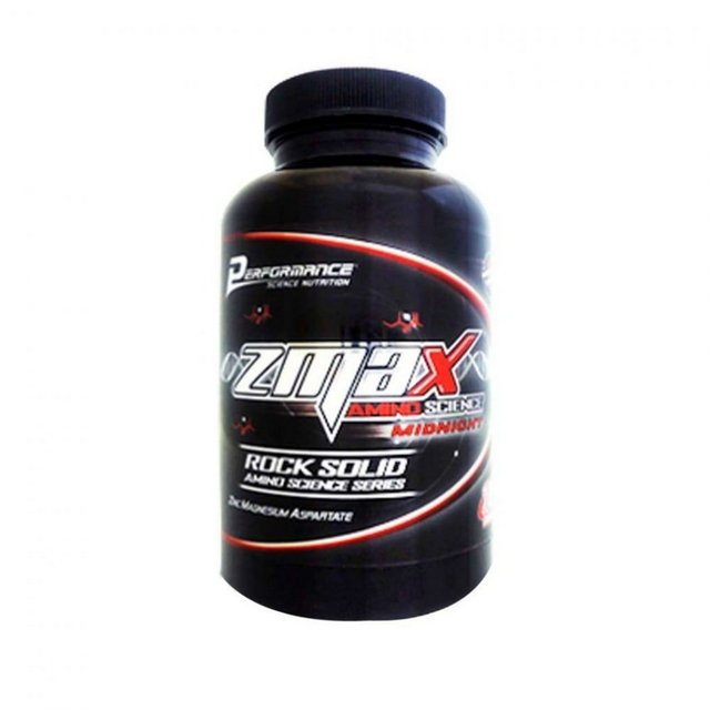 ZMAX 100 TABS - PERFORMANCE