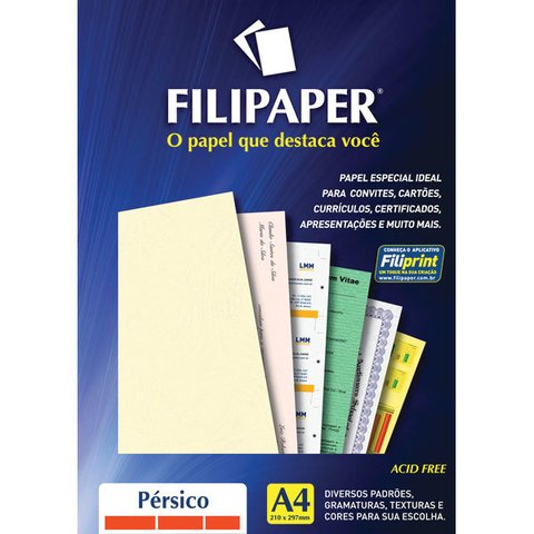 Papel Persico Marfin