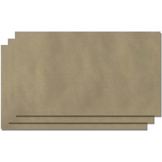 Papel Kraft Natural 66x96 100 Folhas 80g Scrity