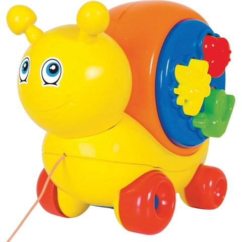 Play Time Caracol 22cm Cotiplas