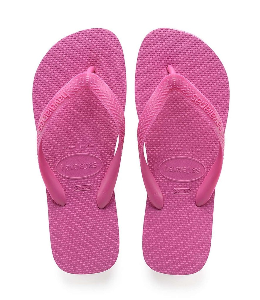 43a0c034cc Chinelo Havaianas Top Rosa Hollywood
