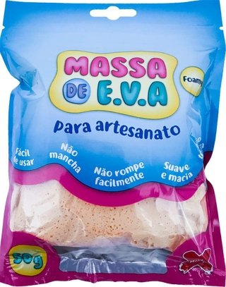 Massa De Eva Pele 50g Make+