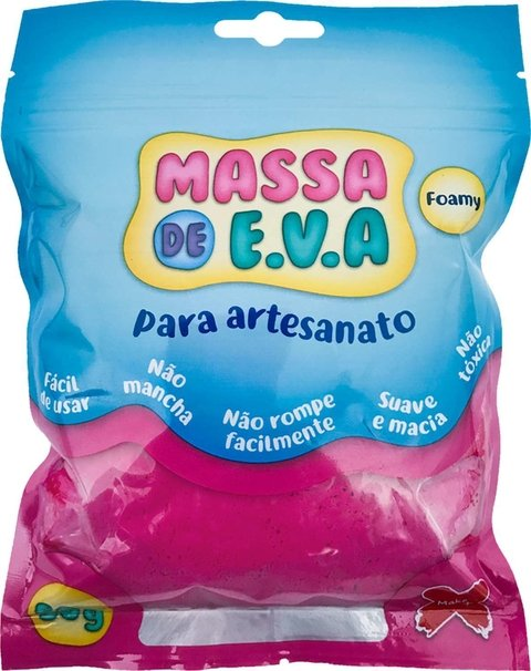 Massa De Eva Pink 50g Make+