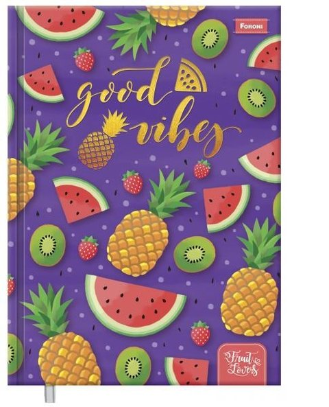 Agenda Fruit Lovers Mini Foroni 2019 5 Unid