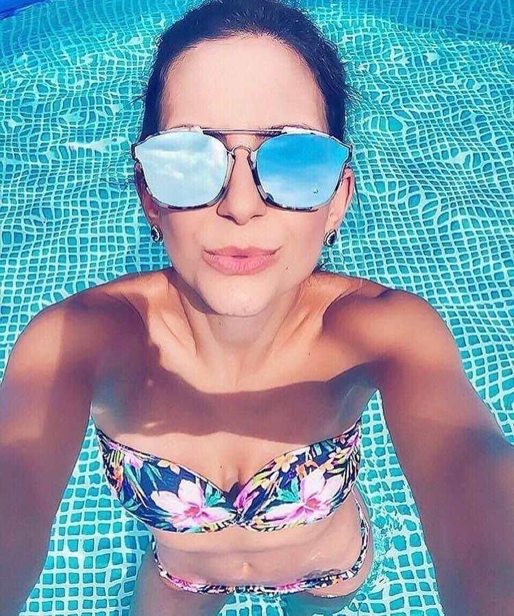 d1437488a Óculos de Sol Dior Abstract - Comprar em Loira Morena