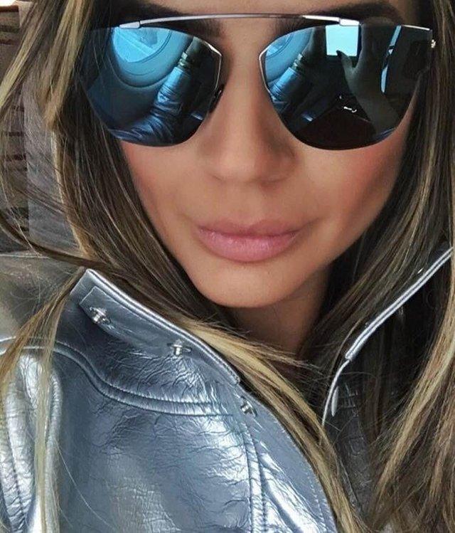 Tag  Óculos De Sol Dior Sun17 S Espelhado 68550079b664