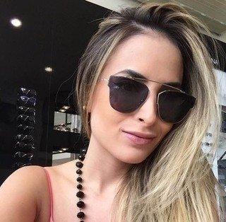2a985dda70e98 Comprar Óculos em Loira Morena  Preto   Filtrado por Mais Vendidos