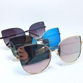 061f258decf45 Óculos de Sol Dior Sun17 s Espelhado - Loira Morena