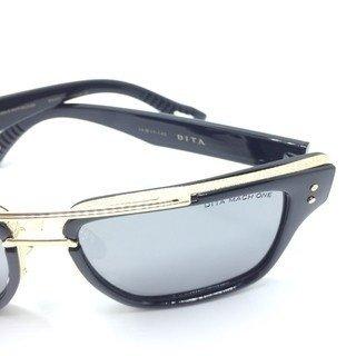 233f309fc1cff Óculos de Sol Dita Mach Three Titanium - Loira Morena