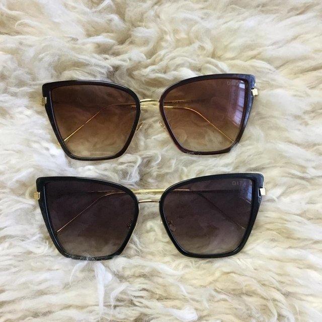 f51afa6e6dadd Óculos de Sol DITA SUNBIRD CRYSTAL - Loira Morena