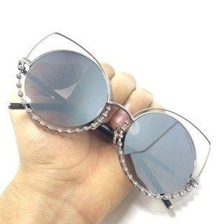 Óculos de Sol Marc Jacobs 18 s - Loira Morena 3abc3cd00d