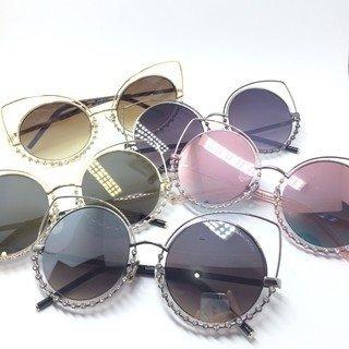 Oculos de sol Marc Jacobs 16 S - Cristais. 0% OFF 3232301def