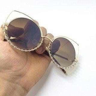 c10f447475566 Oculos de sol Marc Jacobs 16 S - Cristais. 0% OFF