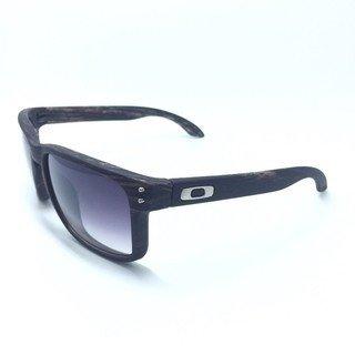 342e62d8a9e28 Oculos OAKLEY HOLBROOK vr46 Amadeirado - Loira Morena