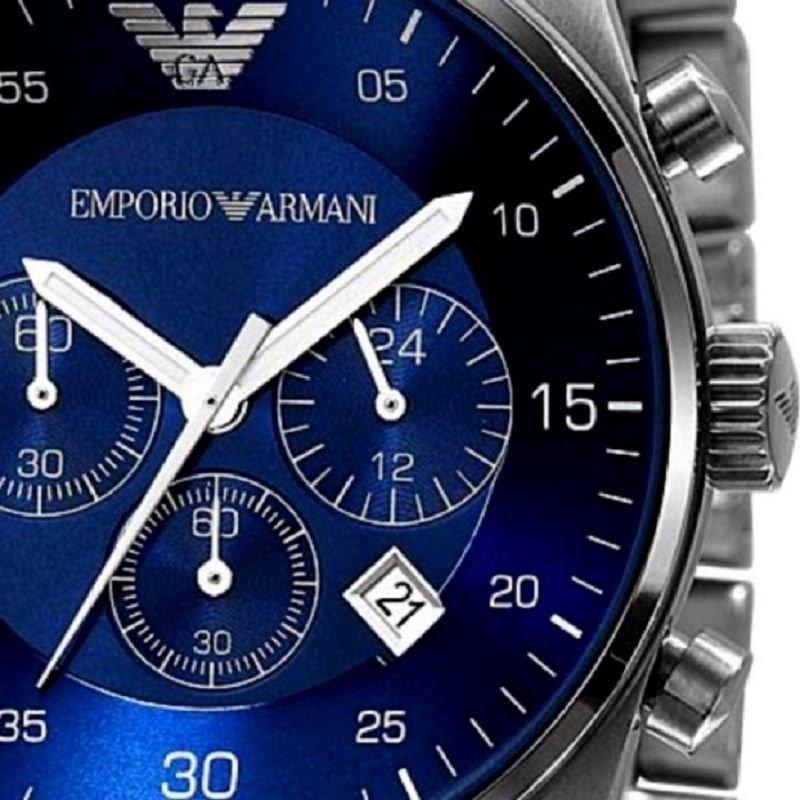 08e850cbe7b ... Relógio Empório Armani Ar5860. Esgotado. 50%. OFF. 1