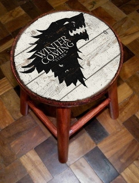 Banquetas Game Of Thrones - comprar online