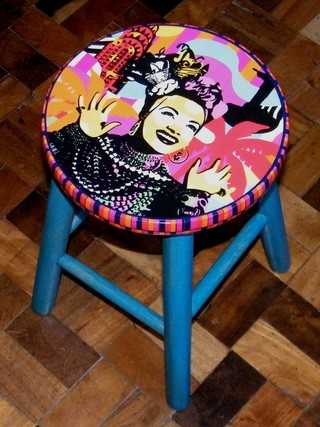 Banquetas POP ART