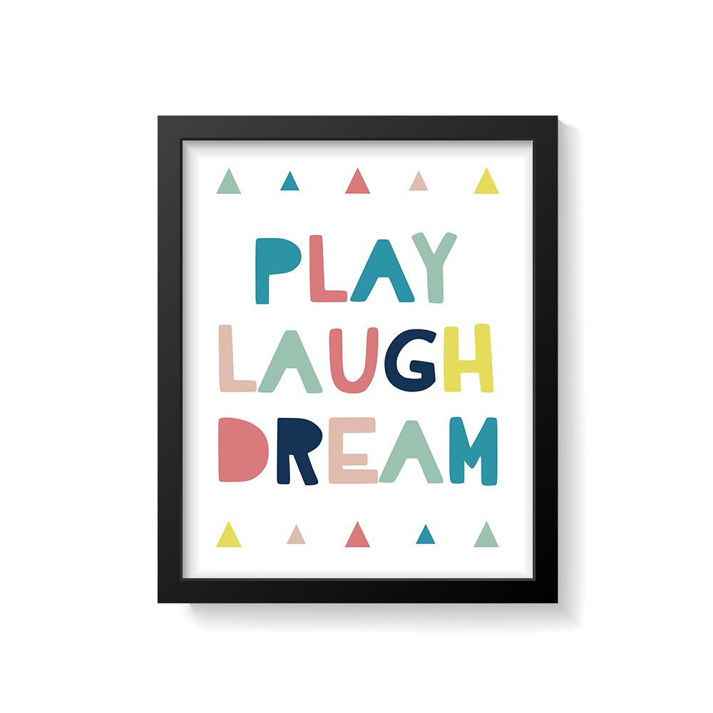 Quadro Poster Play - Colorful