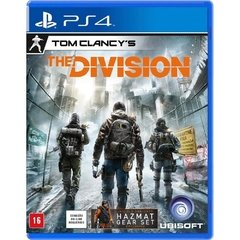 Jogo Seminovo Tom Clancys The Division - PS4