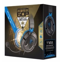 Fone de ouvido c/ Microfone TURTLE BEACH RECON 60P EAR FORCE