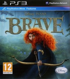 Jogo Brave Playstation Move - PS3