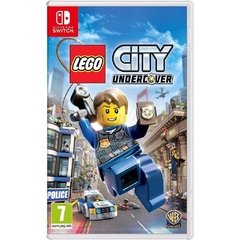 Jogo Lego City Undercover - Nintendo SWITCH