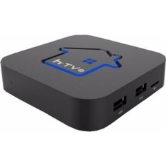 RECEPTOR HTV BOX 5 ULTRA FULL HD Smart TV WI-FI FILMES EM 4K