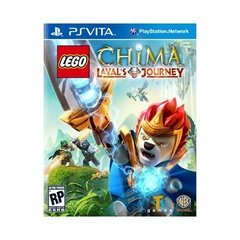 Jogo LEGO Legends of Chima: Laval-s Journey
