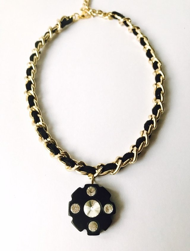 Collar Choker Chanel