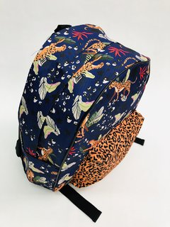 MOCHILA PRINT AZUL on internet