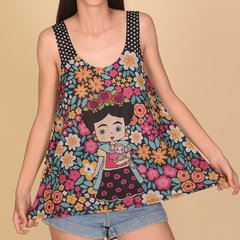 Musculosa Beach Frida 3