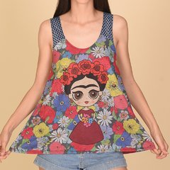 Musculosa Beach Frida 5