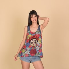 Musculosa Beach Frida 5 en internet