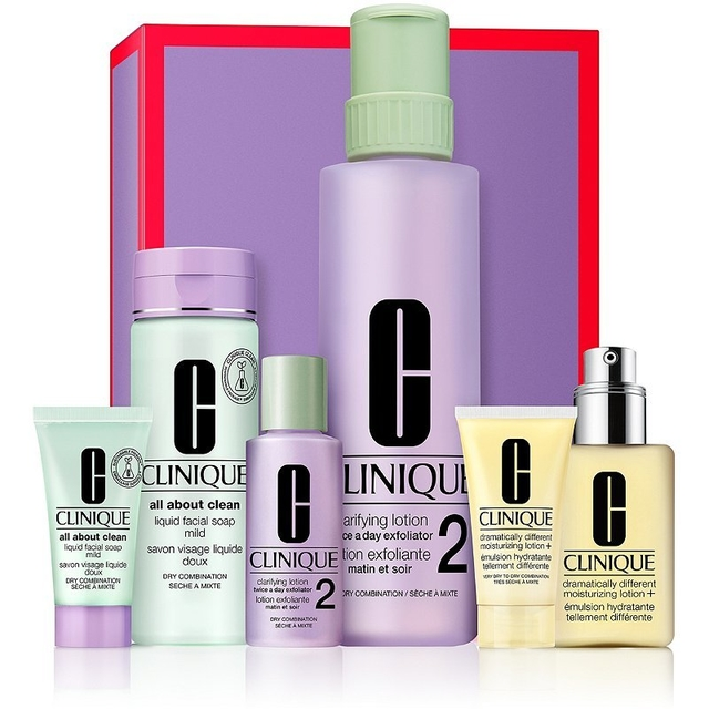 SET 3 STEP GREAT SKIN EVERYWHRE 1 y 2 KRX5Y