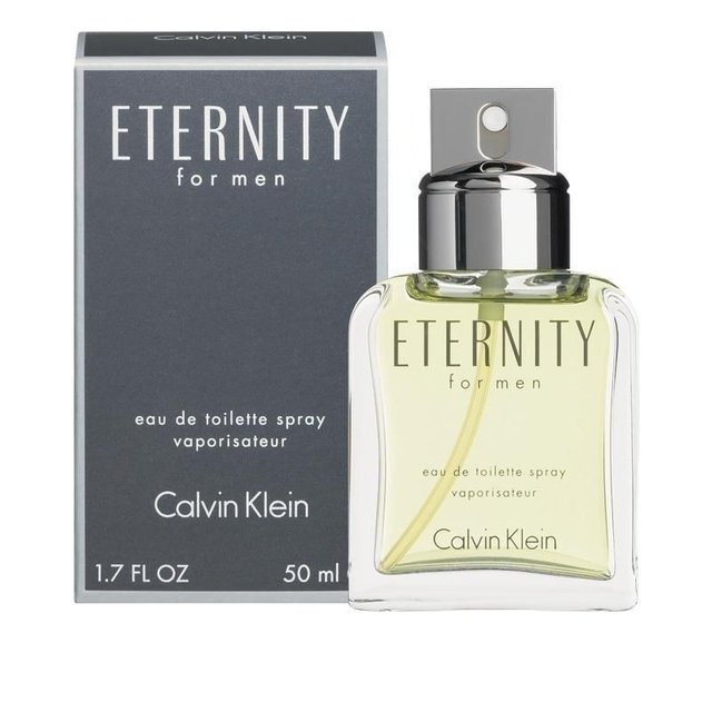 ETERNITY MAN EDT - comprar online