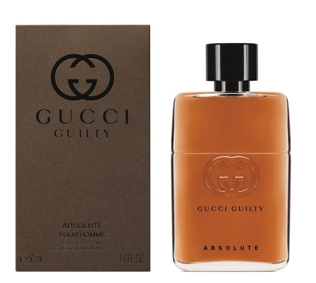 GUCCI GUILTY ABSOLUTE POUR HOMME EDP - comprar online