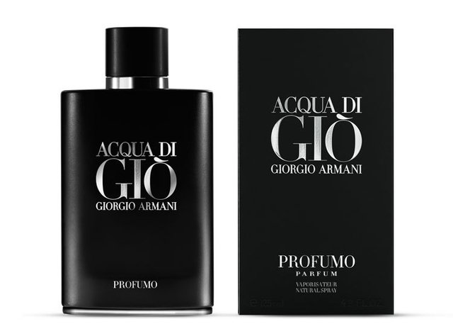 Acqua Di Gio Profumo EDP is a fragrance family fragrance for men Aromatica Acuatica. The top notes are bergamot and sea notes heart notes are rosemary and sage geranium base notes are patchouli and incense. on internet