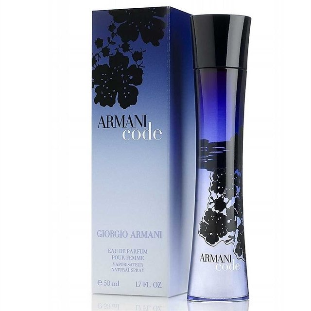 ARMANI CODE WOMAN EDP en internet