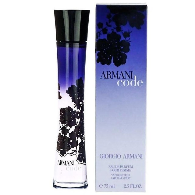 The inspiration of Armani Code ... a dream ... the dream of the Lord Armani proven an imaginary flower sculptress and invasive light. The contrast of light and shadow of flowers reflects the mysterious and seductive game female character as sexy and glamorous as fatal and irresistible.Flor Naranjo Orange Sandalwood Honey Ginger Bigarade. - Ruiz Y Roca
