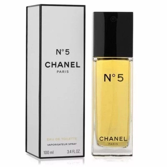 Chanel No 5 Eau de Toilette is a fragrance Chanel fragrance family of Aldehdica Floral for Women. Chanel No 5 Eau de Toilette was launched in 1921. The nose behind this fragrance is Ernest Beaux. The top notes are neroli ylang-ylang limn Bergamot Amalfi lima Amalfi and aldehdos notes Corazn are iris jasmine raz pink lily and lily of the valley muguet base notes are vetiver musk sandalwood patchouli moss mbar oak and vanilla civet civet. on internet