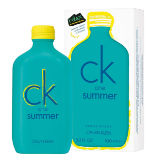 CK ONE SUMMER EDT 100 ML EDICION 2020